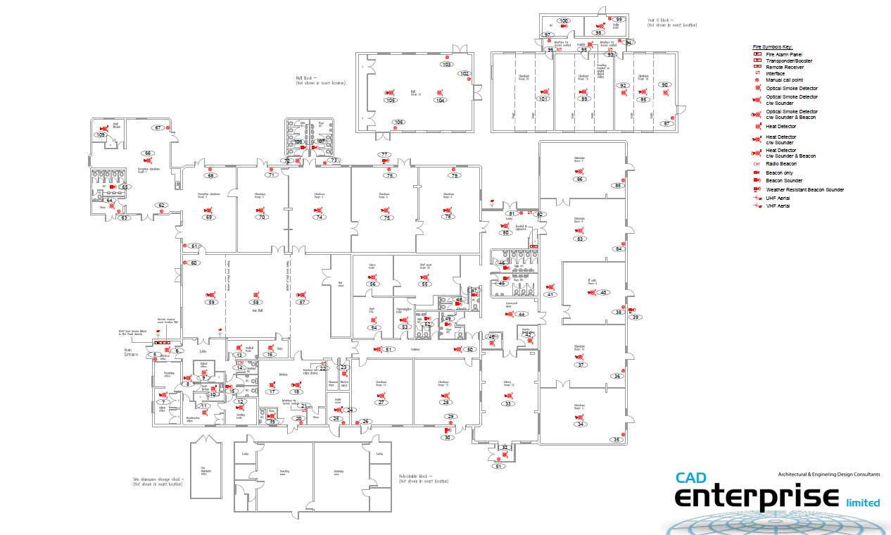 Cad Enterprise Ltd Architectural And Engineering Design Consultants